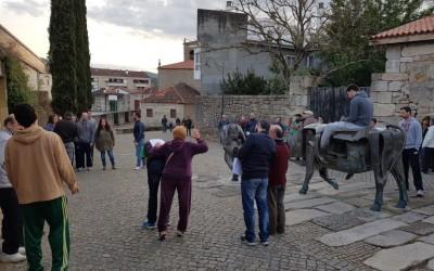 Medio millar de veciños protagonizarán este domingo a procesión medieval de Xan de Arzúa
