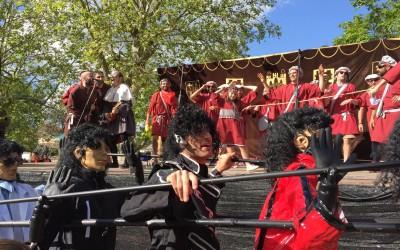 Os Foleiros gañan o concurso de Cancións dos Gremios da Festa do Boi 2016