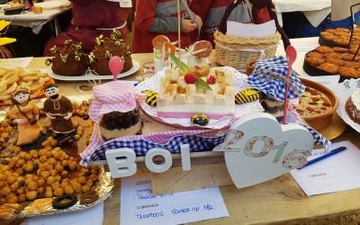 Taberneiros e Foleiros gañadores do VII Concurso de Sobremesas da Festa do Boi 2016